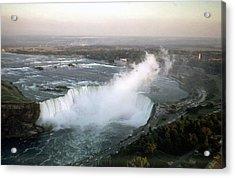 Niagara Falls 1968 Acrylic Print