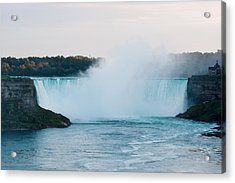 Acrylic Print featuring the photograph Niagara Falls by Marek Poplawski