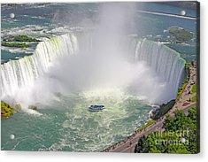 Niagara Falls Summer Acrylic Print