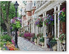Niagara On The Lake Acrylic Print