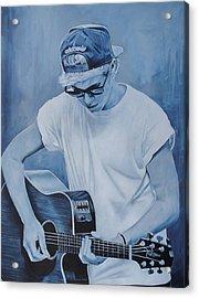 Niall Horan Acrylic Print