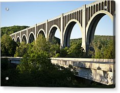 Nicholson Bridge Acrylic Print