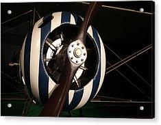 Nieuport 28 No.1 Acrylic Print by Guerrin Lyons