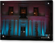Night Blue Acrylic Print