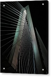 Night Bridge 2 Acrylic Print