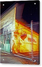 Night Cage Studio Suggestions 2013 James Warren Acrylic Print