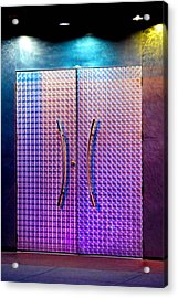 Night Club Entrance Acrylic Print