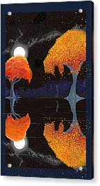 Night Companions  Acrylic Print