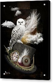 Night Guardian Acrylic Print
