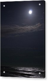 Night Moon Sun 161 Acrylic Print