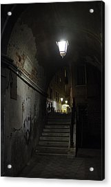 Night Passage Acrylic Print