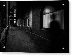 Night People Acrylic Print by Bob Orsillo