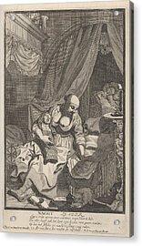 Night, Pieter Van Den Berge Acrylic Print