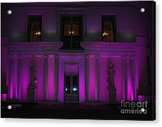 Night Purple Acrylic Print
