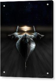 Night Stalker Acrylic Print
