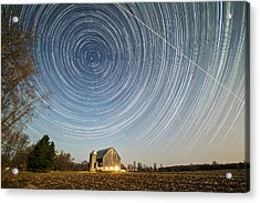 Night Vision Acrylic Print by Matt Molloy