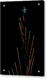 Night Warfare Acrylic Print