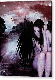 Night Watcher Acrylic Print