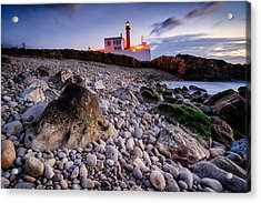 nightfall in Cabo Raso Acrylic Print by Carlos Dourado