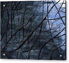 Nightlife Acrylic Print by Kori Vincent