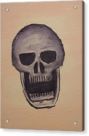 Nightmare Acrylic Print by Keith Nichols