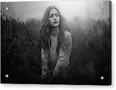 Nilu Acrylic Print