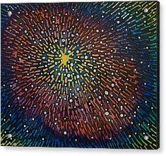 Nimoy Nebula Acrylic Print