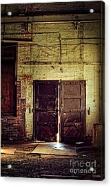Nine Acrylic Print by HD Connelly