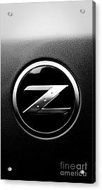 Nissan Z Acrylic Print