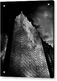 No 200 Bay St Rbp South Tower Toronto Canada Acrylic Print