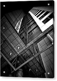 No 225 King Street West David Pecaut Square Toronto Canada Acrylic Print