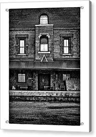 No 409 Front St E Toronto Canada Acrylic Print