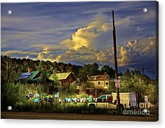No Parking Anytime I Acrylic Print by Madeline Ellis