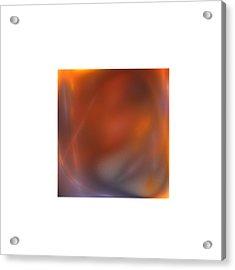 No Symetry Acrylic Print by Steve K