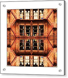 No Way Out Acrylic Print by Don Powers