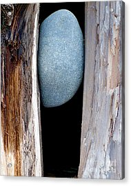 Acrylic Print featuring the photograph No Way Out by Newel Hunter
