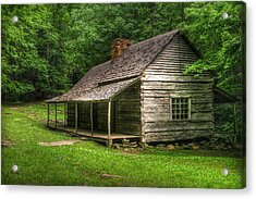 Noah Ogle Cabin Acrylic Print