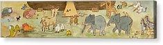 Noah's Ark Acrylic Print by Ruth Bailey