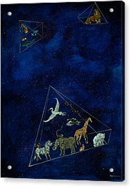 Noah's Last Voyage Acrylic Print