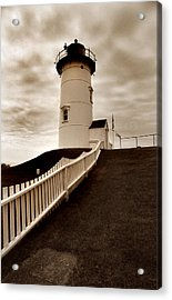 Nobska Lighthouse Acrylic Print