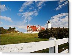 Nobska Point Lighthouse Acrylic Print
