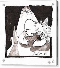 Noctis No. 9  Acrylic Print
