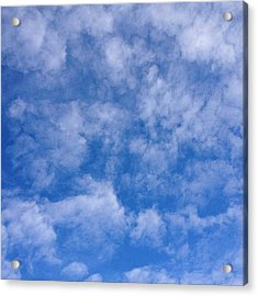 #nofilter #view Out Of The #sunroof Acrylic Print