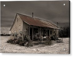 Noland Country Store Acrylic Print