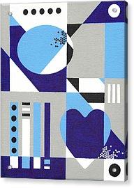 Nonpareil Acrylic Print by Lance Bifoss