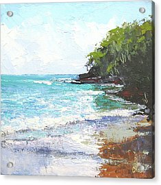 Noosa Heads Main Beach Queensland Australia Acrylic Print