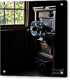 Acrylic Print featuring the photograph Nordyke Marmon Grind Me A Pound by Lee Craig