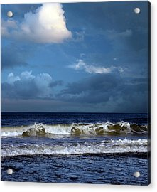 Nor'easter Blowin' In Acrylic Print