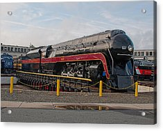 Norfolk And Western Class-j 611 Acrylic Print