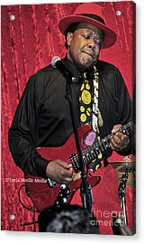 Acrylic Print featuring the photograph Norman Sylvester by Tonia Noelle
